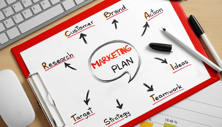 12 month marketing plan Sanctuary Labs