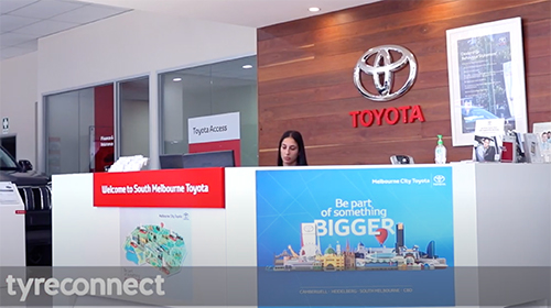 Video Production Toyota Agency Melbourne Sanctuary Labs Marketing Graphics and Website Design