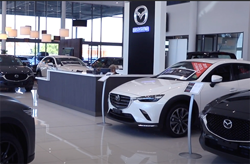 Video Production for Car Dealership Mazda - Video Agency Melbourne Sanctuary Labs Marketing Graphics and Website Design